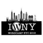 wordcamp n y c logo
